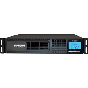 Minuteman PRO-RT PRO1500RT2U 1500VA Tower/Rack/Wall Mountable UPS