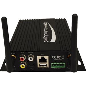 Speco a-live AA1 Amplifier - 160 W RMS - 2 Channel