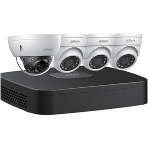 Network Video Recorder, Camera - H.264, H.265 Formats - 2 TB Hard Drive - 30 Fps - 1 Audio In - 1 Audio Out - 1 VGA Out - HDMI
