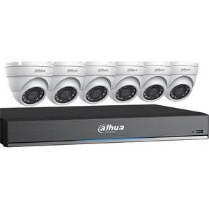 Dahua 5MP HDCVI Security System
