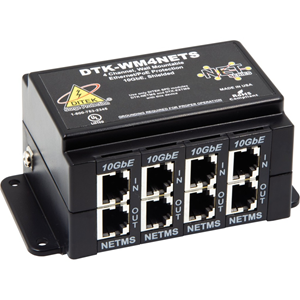 4CH, WALL MT NETWORK PROTECTOR