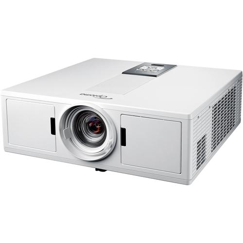 Optoma ZU610T-W 3D Ready DLP Projector - 16:10 - White