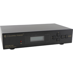 1 INPT HDMI MOD,CBL:QAM-256/64,ANTENNA