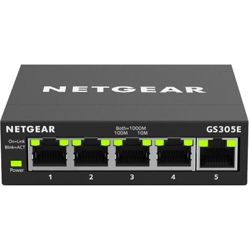 Netgear GS305E Ethernet Switch