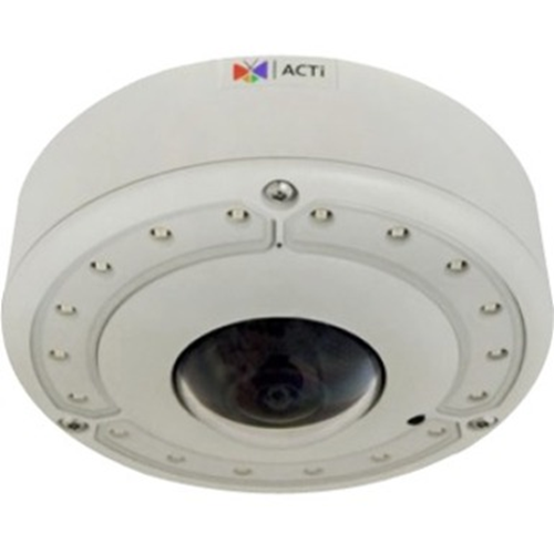 12mp Video Analytics Outdoor Dome W/ D/N Adtv Ir