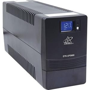 600V LINE INTERACTIVE UPS W/AVR