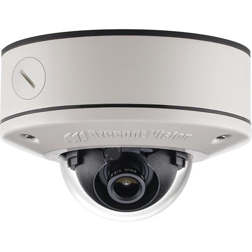 Arecont Vision AV3555DNIR-S-APZ 3MP MicroDome G2, Day/Night, 2048x1536, 21 fps, SNAPstream, MJPEG/H.264,