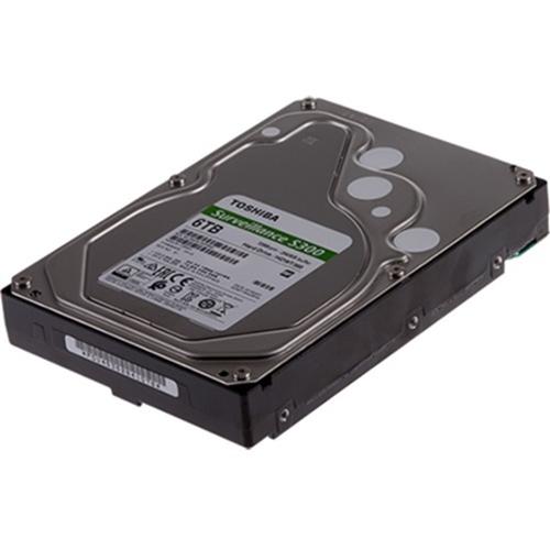 "AXIS 6 TB Hard Drive - 3.5"" Internal"
