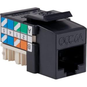 Jack, Modular Utp;Idc-110 Connection;Rj45;Cat6ayel