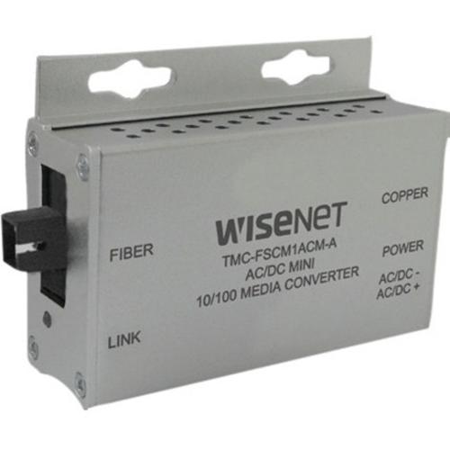 Hardened Mini Media Fiber Cnvtr (A), 100mbps