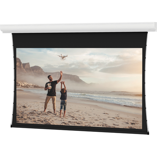 """Da-Lite Tensioned Contour Electrol 110"""" Electric Projection Screen"""