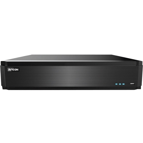 H.265, 64ch NVR With Dual Nic, 30fps@4k Per Ch