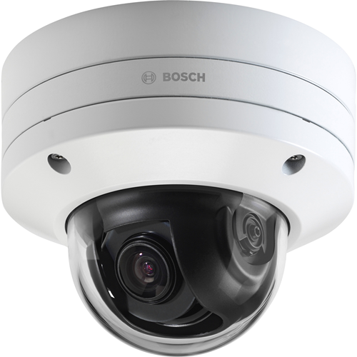 Bosch FLEXIDOME IP NDE-8504-RT 8 Megapixel HD Network Camera - Color, Monochrome - 1 Pack - Dome