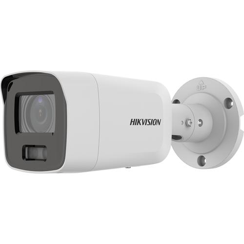 Hikvision ColorVu DS-2CD2087G2-L 8 Megapixel Network Camera - Bullet