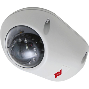 Cam,Ip 2mp Low Profile Vandal,3.7mm Lens, Wdr, Ir