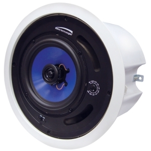 Speco SP-6MA/T Speaker - 40 W RMS - 80 W PMPO - 2-way