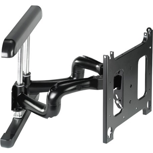 Chief Reaction Mounting Arm for Flat Panel Display - Black
