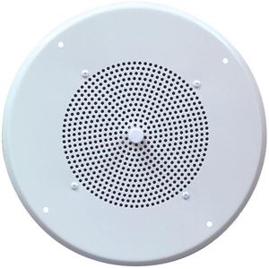 Speco G86TCG Indoor Ceiling Mountable Speaker - 10 W RMS - White