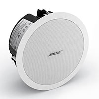 Bose FreeSpace DS 40F Indoor Flush Mount Speaker - 40 W RMS - White