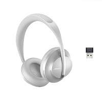 Noise Cancelling Headphones 700 UC, Silver