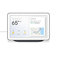GOOGLE HOME HUB (CA, CHARCOAL)