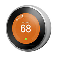 Nest Learning Thermostat-3rd Gen-Ca