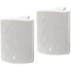 "2 WAY SPKR 5""WOOFR,WHITE 70V 15W - PAIR"