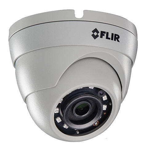 4MP HD IP DOME CAMERA, WDR, 2.8MM, 82FT IR