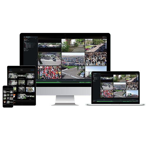 Digital Watchdog DW-SPECTRUMLSC050 IP Video Management Software (IPVMS), 50 recording licenses