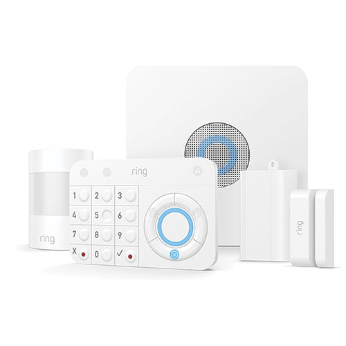 Ring 5-Piece Alarm Security Kit