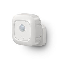 RING MOTION SENSOR BATTERY WHITE