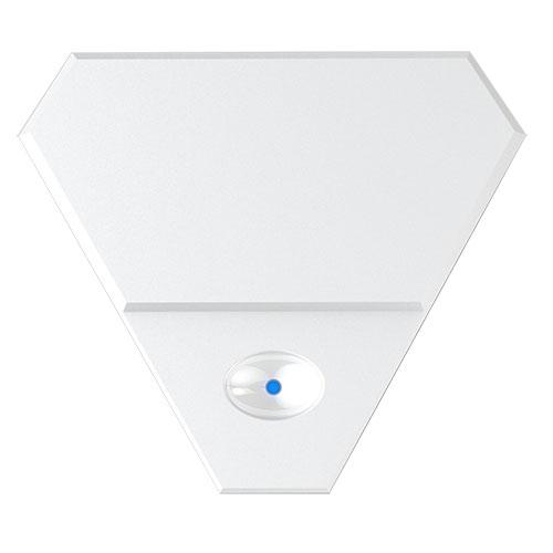 Safe Zone 711-1052 Power Over Ethernet Gunfire Detector, Pack Of 10