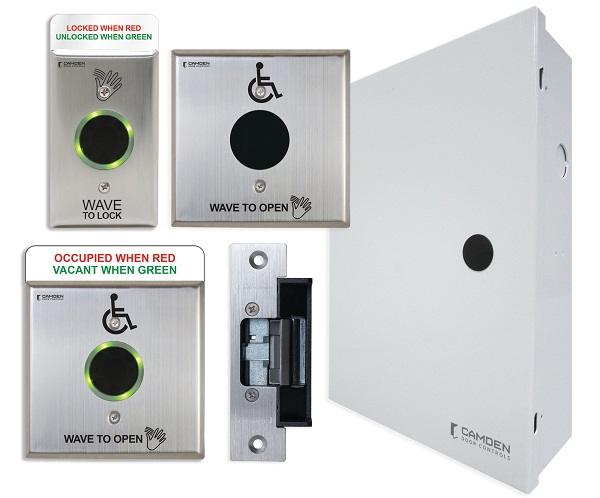 Touchless Switch Restroom Kit