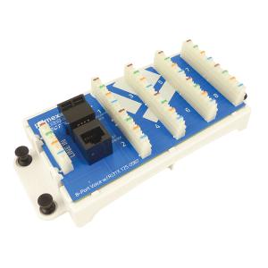 Voice / Data Module 8 Port, Rj31x