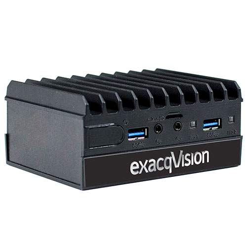 Desktop Recorder With 2 Professional IP Cameras Li