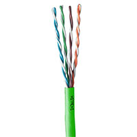 CAT6 PLEN,ECO(FILLER LESS)GREE