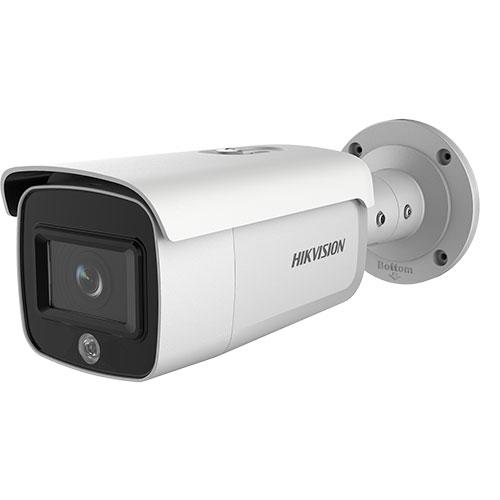 Hikvision EasyIP 4.0 DS-2CD2T46G1-4I/SL 4 Megapixel Network Camera - Bullet