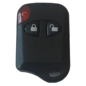 Remote Control 2 Buttons Black