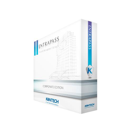Kantech E-COR-V8-LIC EntraPass Corporate Edition v8 Software License