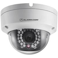 Indoor/Outdoor POE Dome 1080p Camera With 2.8mm