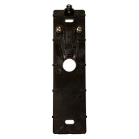 Alarm.com ADC-VACC-DB-WM-S Skybell Slim Line Wedge Mount Plate with a 15 Degree Angle