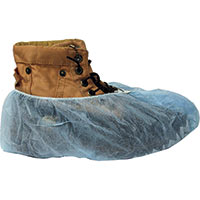 Shoe Covers To Wear For Construction 50 Pack