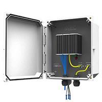 KBC KBC-SPB-4AF-24 SPB Series Wireless PoE Power Kit, 4 Output IEEE802.3af/at PoE for IP Camera Type
