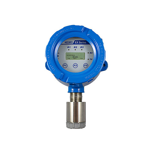 Macurco EX-CO-1000P-O Ex Series Explosion Proof Electrochemical Gas Detector