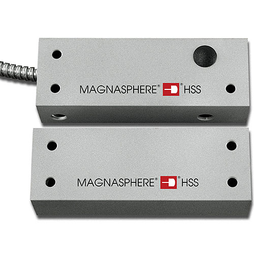 Magnasphere HSS-L2S-018Sngl Alrm Contact Closed/Opn 330oh