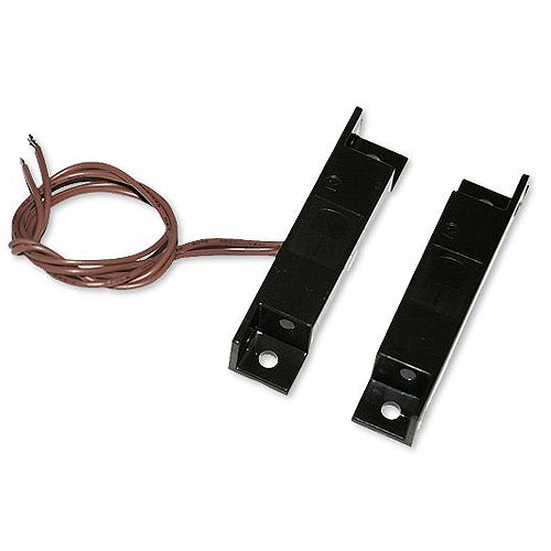 """Magnasphere MSS-63S-BSurface Mount Contact Open Loop with 12"""" Leads Universal Mount, Brown, 10 Pack"""