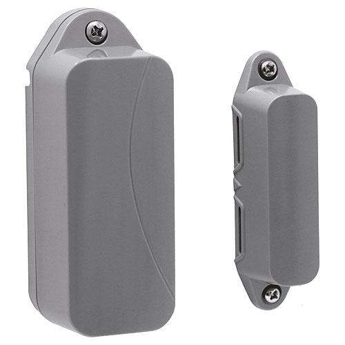 alula RE107 Wireless Outdoor Door & Window Alarm Contact, GE Compatible