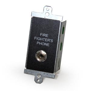 Fireman's Phone Jack Rng/Tip