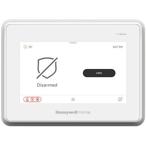 Honeywell Home PROA7CN ProSeries 7 in. All-In-One Security Panel