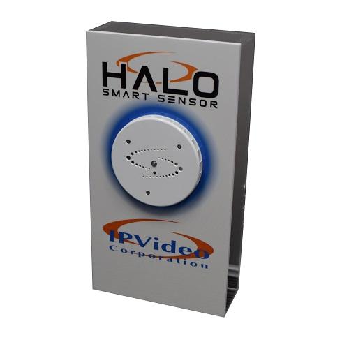 Halo Demo Unit-Incased In Plexiglass W/Poe Injectr